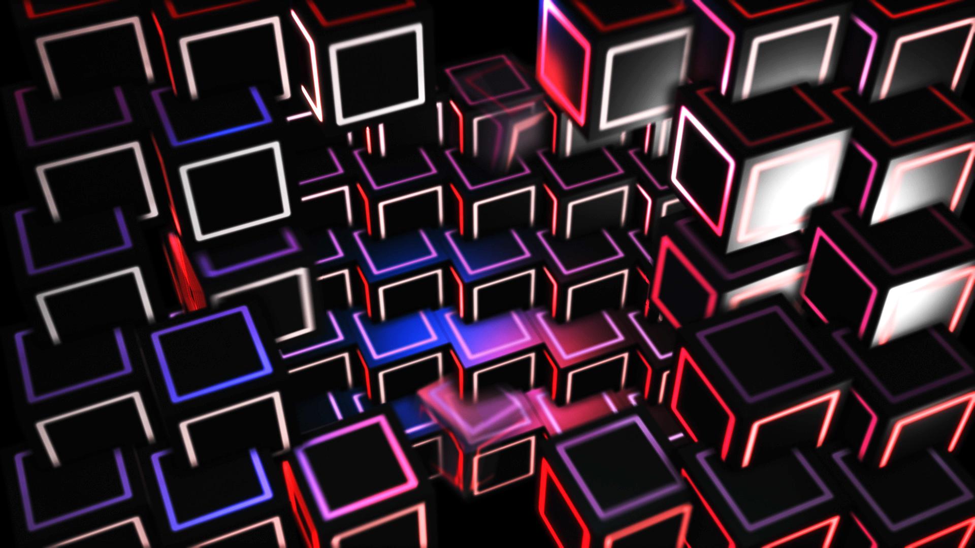 Cubism – 4Pack Vol 1