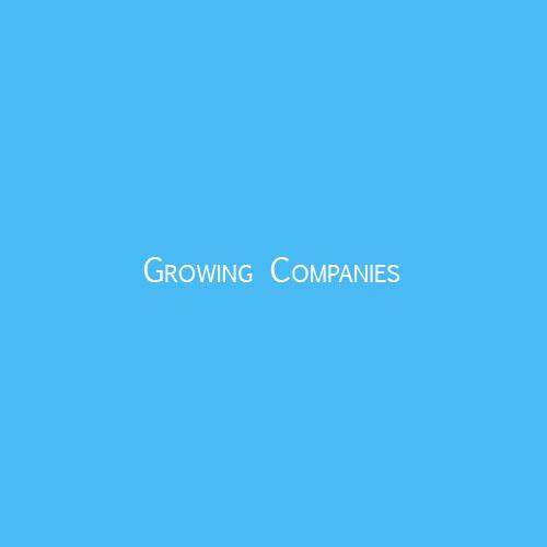 Growing Companies