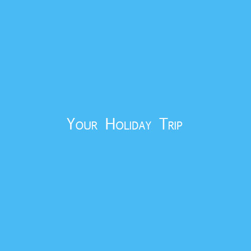 Your Holiday Trip