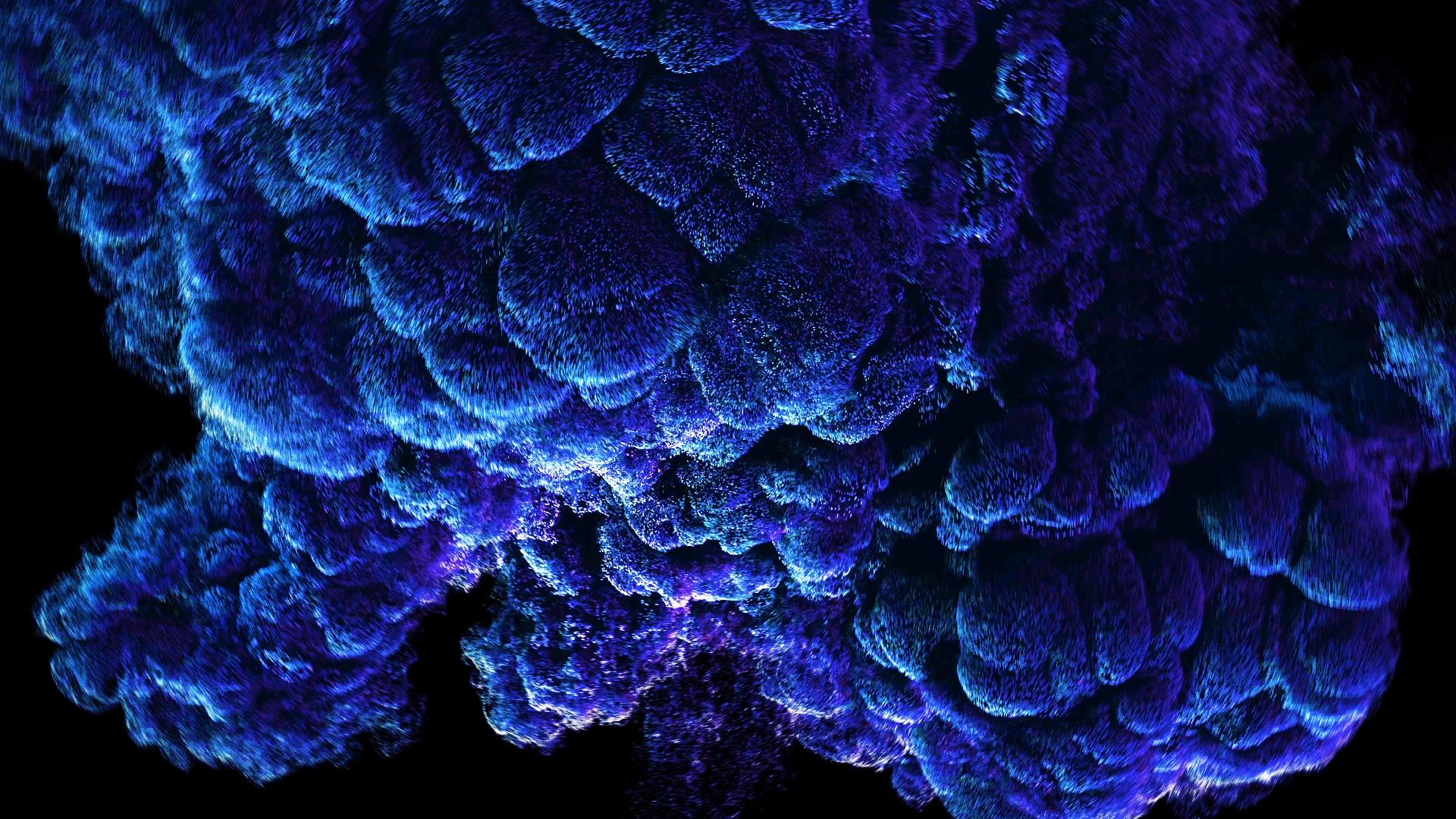 Particles Explosion