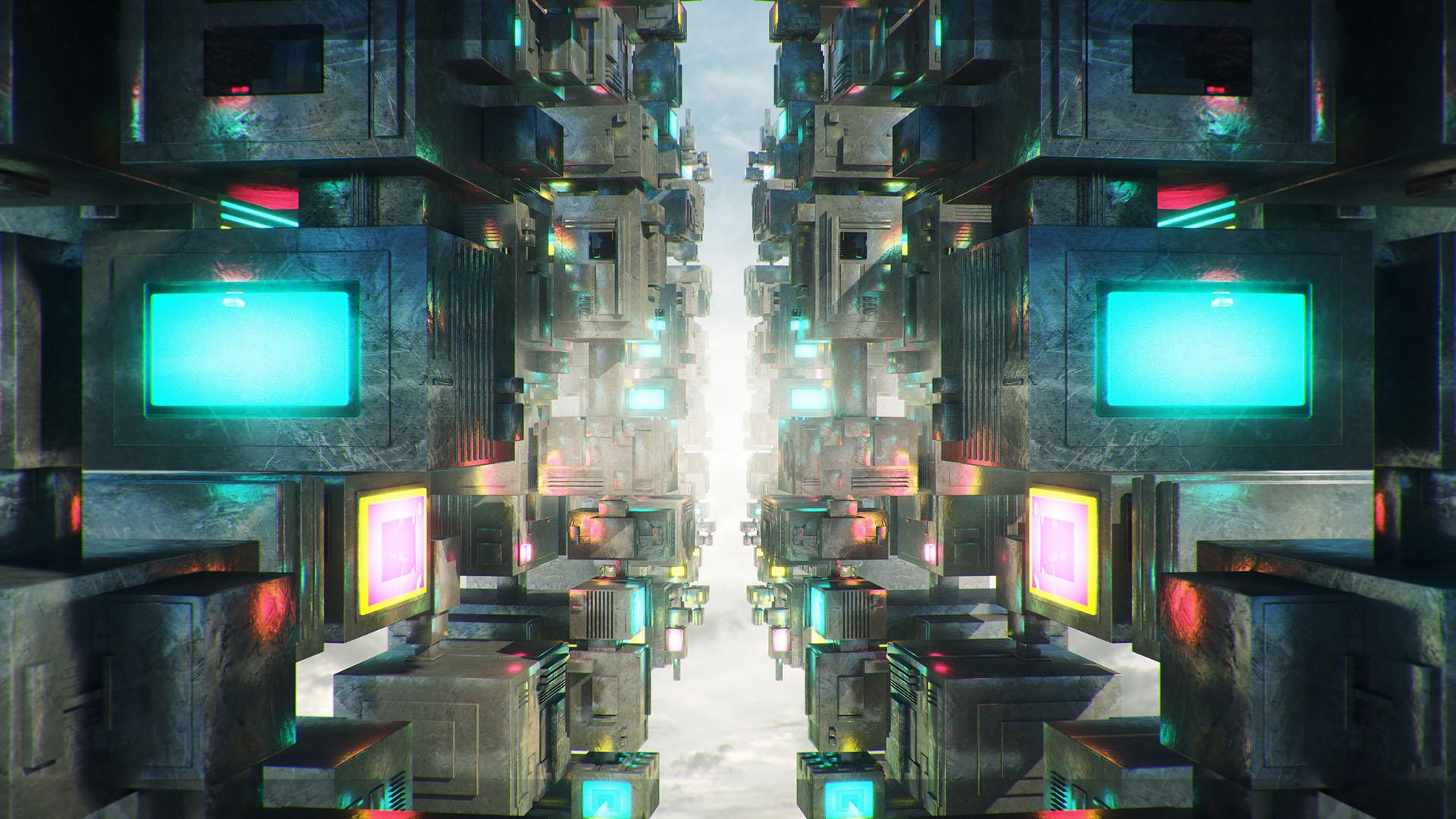 Cube City Ghosteam