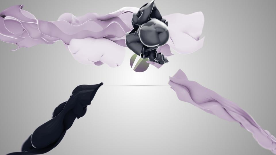 Flying Elegance Logo Reveal