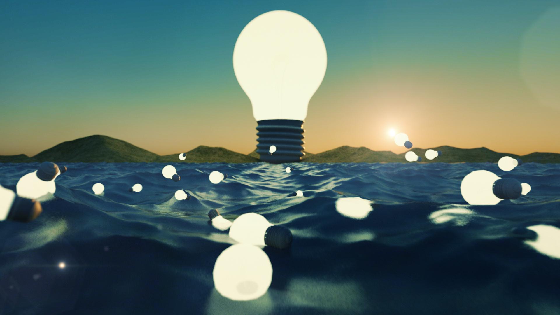 Ghosteam Idea Bulbs