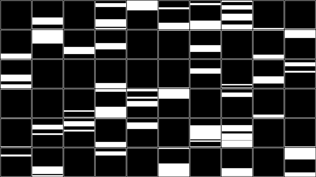 Ghosteam Grid Kit Flicker Wall