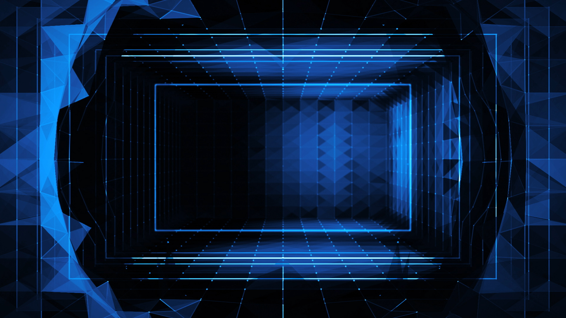 VJ Grid Room VJ Loop by Ghosteam