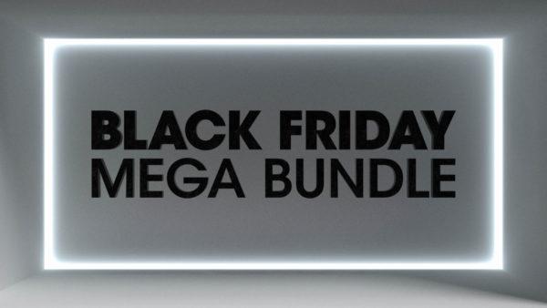 Black Friday Mega Bundle Pack – 11 Packs   506 VJ Loops