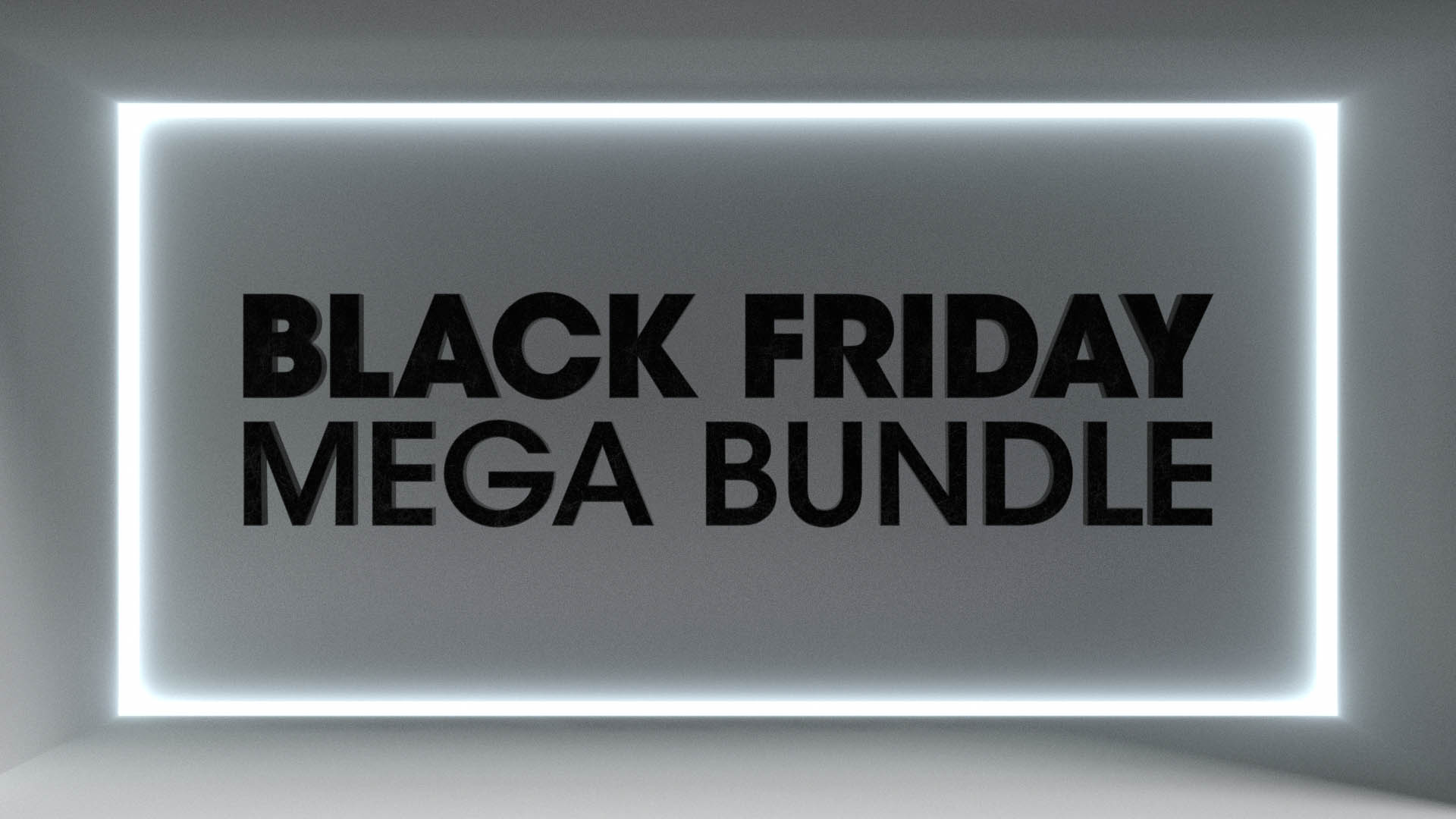 Black Friday Mega Bundle by Ghosteam