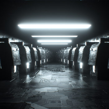 Train VJ Loop by Ghosteam - Unter VJ Pack