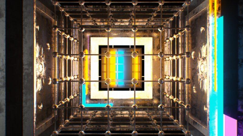 3D Cube Light