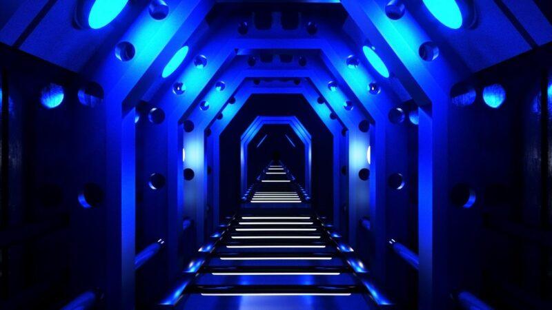 3D Hallway - Voyage VJ Loops Pack