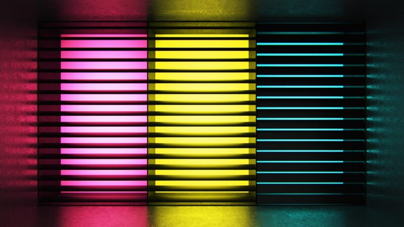 Light Wall Light Rooms VJ Loops Pack