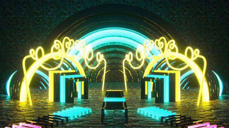 Light Rooms VJ Loops Pack